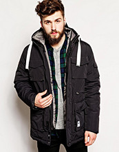 Jackor - Bellfield Parka With Detachable Inner Lining