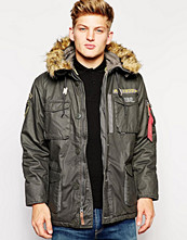 Jackor - Alpha Industries Mountain Parka