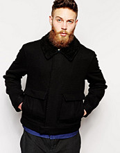 Jackor - Uniforms For The Dedicated Bomber Jacket with Shearling Collar