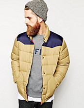Jackor - Penfield Beekman Down Jacket with Contrast Yoke