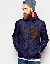 Jackor - Penfield Reynolds Quilted Hooded Jacket