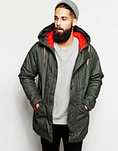 Jackor - Parka London Coated Parka
