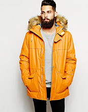 Jackor - Parka London Parka With Faux Fur Hood