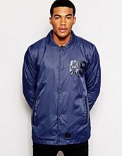 Jackor - Boxfresh Bacup Coach Jacket with Fleece Lining