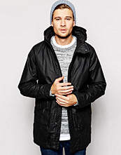 Jackor - Selected Coated Parka With Hood