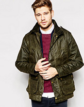 Jackor - Jack Wills Tayport Waxed Jacket Made in UK