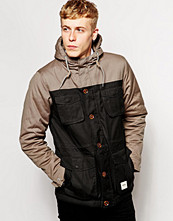 Jackor - Wemoto Mountain Parka with Colour Block