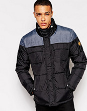 Jackor - Jack & Jones Padded Jacket With Contrast Yoke
