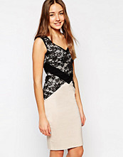 Paper Dolls Lace top Pencil Dress