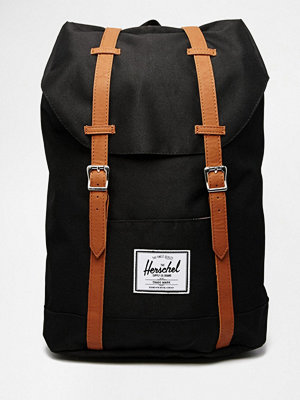 Herschel Supply Co ryggsäck Retreat Mid Volume Backpack with Contrast Strap