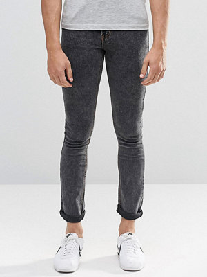 Jeans - Another Influence Super Skinny Acid Wash Jeans