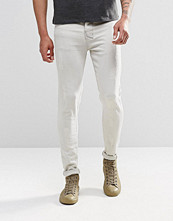 Jeans - Other Uk Skinny Jeans With Distressing