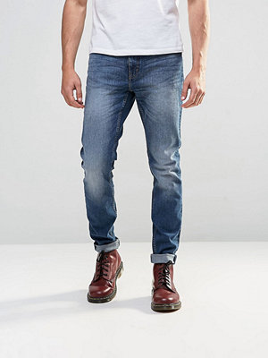 Jeans - Cheap Monday Sonic Slim Jeans Sterling Blue