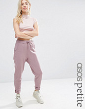Byxor - ASOS PETITE Elasticated Waistband Jogger with Turn Up Detail