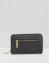 Plånböcker - Aldo Zip Around Purse in Black
