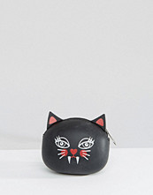 Plånböcker - ASOS Halloween Cat Jelly Coin Purse