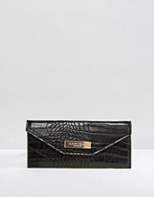 Plånböcker - Carvela Fold Over Purse In Mock Croc`