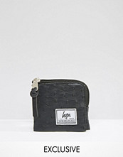 Plånböcker - Hype Exclusive Coin Purse in Faux Ostrich Leather