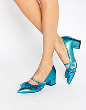 Pumps & klackskor - ASOS SWEET TREAT Ruffle Pointed Heels