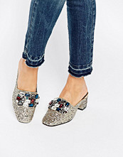 Pumps & klackskor - ASOS SOMETHING GOOD Embellished Heels