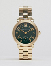 Klockor - Marc Jacobs Gold Riley Watch MJ3488