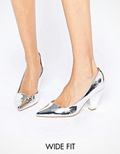 Pumps & klackskor - ASOS SAPPHIRE Wide Fit Pointed Heels