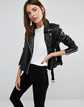 Jackor - Y.a.s Ash Leather Jacket