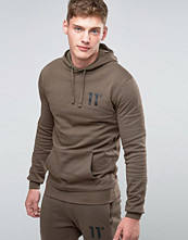 Street & luvtröjor - 11 Degrees Hoodie With Logo