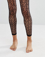 Leggings & tights - ASOS Lace Footless Tights
