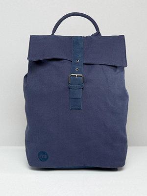 Mi-Pac ryggsäck Canvas Fold Top Backpack