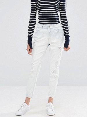 Only Destructed Boyfriend Jeans