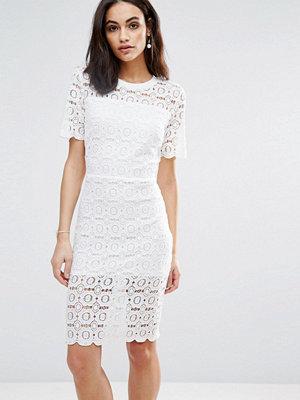 Liquorish Floral Lace Dress