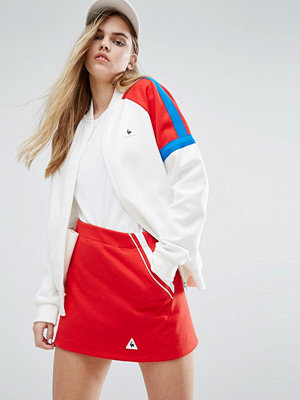 Bomberjackor - Le Coq Sportif Sweat Bomber Jacket With Colour Block Panels
