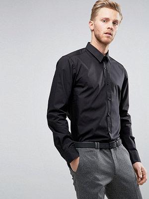 Hugo Elisha Extra Slim Fit Basic Poplin Shirt