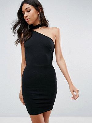 Oh My Love One Shoulder Mini Dress