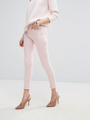 Jeans - Warehouse Cropped Pastel Skinny Jeans