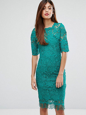 Paper Dolls Paperdolls Lace Dress With High Neck