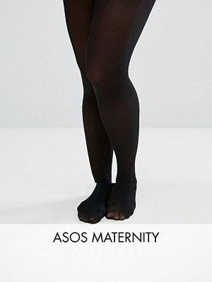 ASOS Maternity 2-pack strumpbyxor i 50-denier med ny förbättrad passform