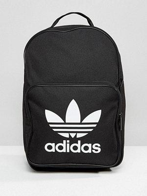Adidas Originals ryggsäck Trefoil Logo Black Backpack