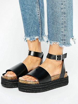 Sandaler & sandaletter - ASOS FERGIE Two Part Chunky Sandals