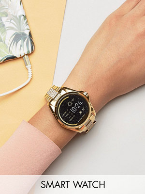 Michael Kors Access Gold Glitter Bradshaw Smart Watch