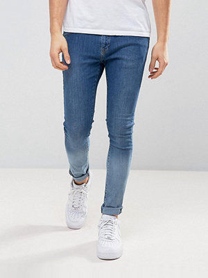 Jeans - Brooklyn Supply Co. Brooklyn Supply Co Ombre Blue To Ice Jeans