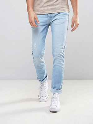 Jeans - Burton Menswear Super Skinny Jeans