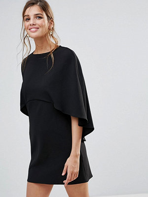 ASOS Cape Back Mini Shift Dress