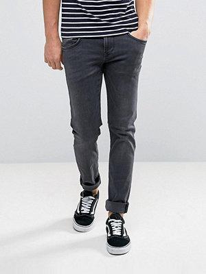 Jeans - Pepe Jeans Finsbury Slim Fit Jeans in Dark Wash