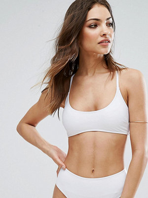Missguided Mix & Match Cross Back Bikini Top