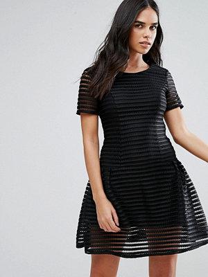 Liquorish Structured Mini Dress
