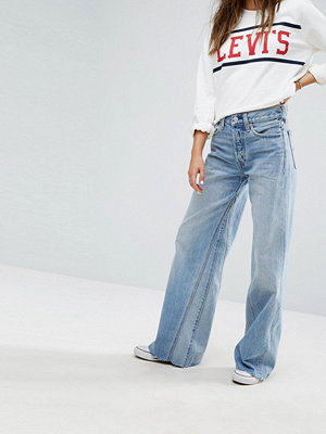 Jeans - Levi's Altered Wide Leg Jean
