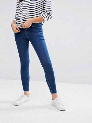 Vero Moda Raw Hem Skinny Jegging