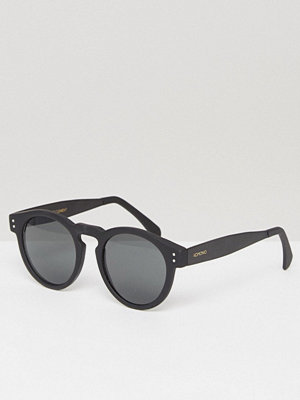 Solglasögon - Komono Clement Round Sunglasses Metal Series